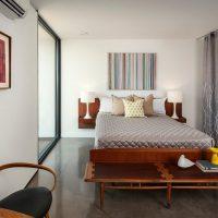 дизайн спальни в стиле модерн фото 39