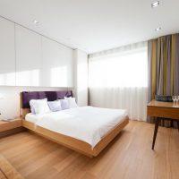 дизайн спальни в стиле модерн фото 41