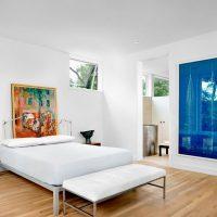 дизайн спальни в стиле модерн фото 43