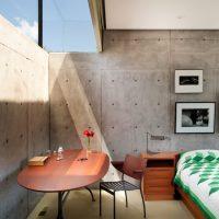дизайн спальни в стиле модерн фото 45