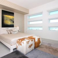 дизайн спальни в стиле модерн фото 49