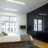 дизайн спальни в стиле модерн фото 55