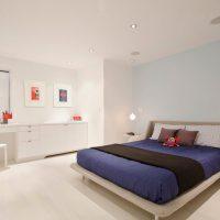 дизайн спальни в стиле модерн фото 6
