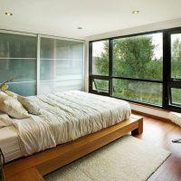 дизайн спальни в стиле модерн фото 60