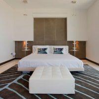 дизайн спальни в стиле модерн фото 9