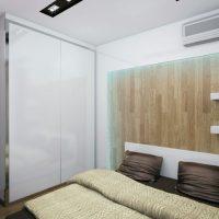 идеи для маленькой спальни фото 29