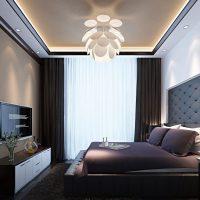 идеи для маленькой спальни фото 30