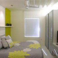 идеи для маленькой спальни фото 31