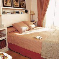 идеи для маленькой спальни фото 37
