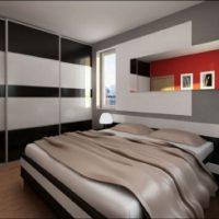 идеи для маленькой спальни фото 39