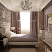 идеи для маленькой спальни фото 42