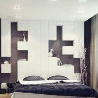 идеи для маленькой спальни фото 43