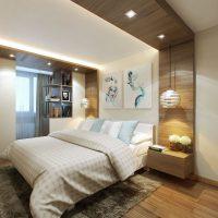 идеи для маленькой спальни фото 49