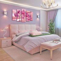 идеи для маленькой спальни фото 7
