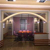 межкомнатные арки в интерьере фото 25