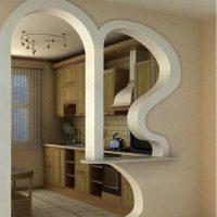 межкомнатные арки в интерьере фото 28
