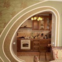 межкомнатные арки в интерьере фото 63