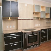 прямая кухня фото 19