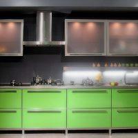 прямая кухня фото 20