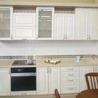 прямая кухня фото 58