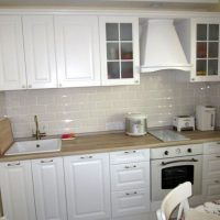 прямая кухня фото 61