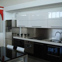прямая кухня фото 64