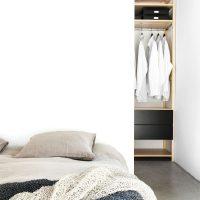 спальня в скандинавском стиле фото 22