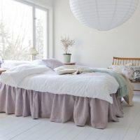 спальня в скандинавском стиле фото 25
