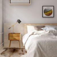 спальня в скандинавском стиле фото 27