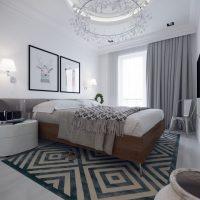 спальня в скандинавском стиле фото 38