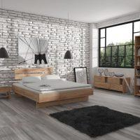 спальня в скандинавском стиле фото 39