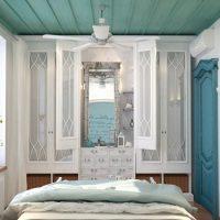 спальня в скандинавском стиле фото 42