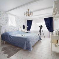 спальня в скандинавском стиле фото 45