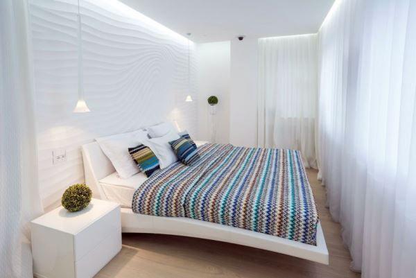 спальня в скандинавском стиле фото 5