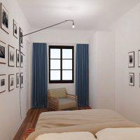 спальня в скандинавском стиле фото 52