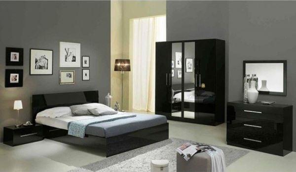 спальня в стиле модерн фото 12
