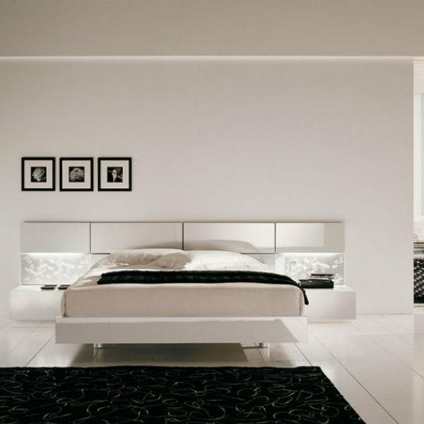 спальня в стиле модерн фото 14