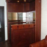 барная стойка в гостиной фото 35