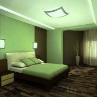 дизайн зеленой спальни фото 54