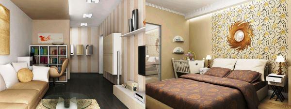фото 2-комнатной квартиры