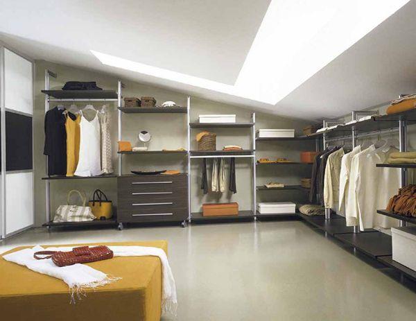 гардеробная комната в доме фото