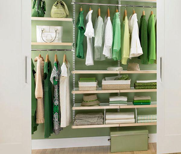 гардеробная комната своими руками фото