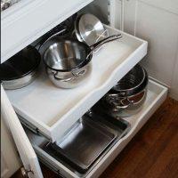 хранение на кухне идеи фото 12
