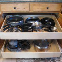 хранение на кухне идеи фото 14