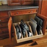 хранение на кухне идеи фото 29