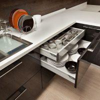 хранение на кухне идеи фото 3