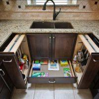 хранение на кухне идеи фото 34