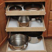 хранение на кухне идеи фото 4