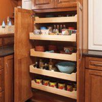 хранение на кухне идеи фото 47