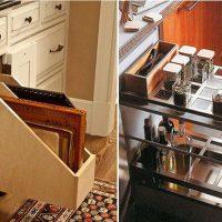 хранение на кухне идеи фото 48